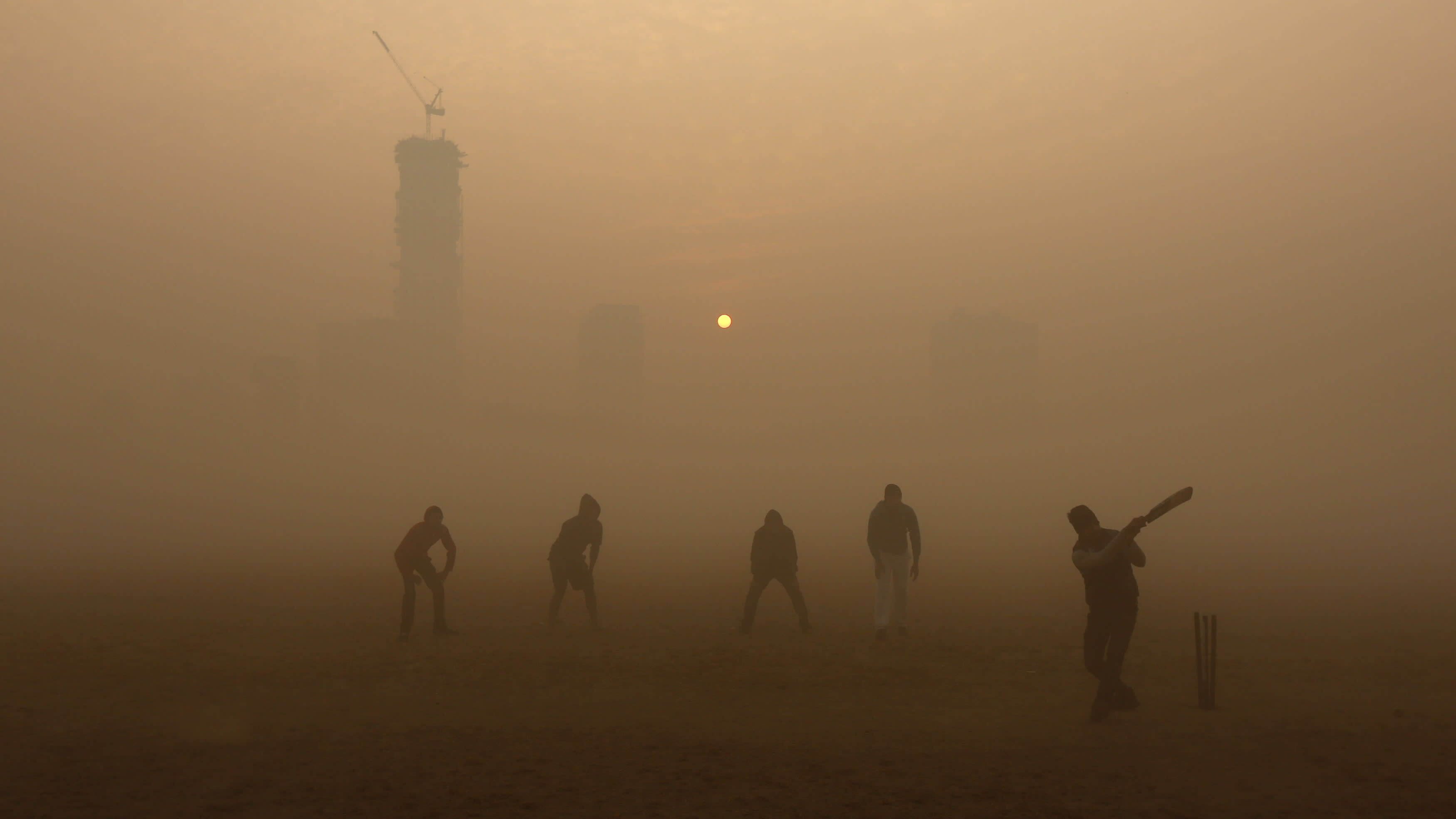 Air pollution is the cause of rising crime