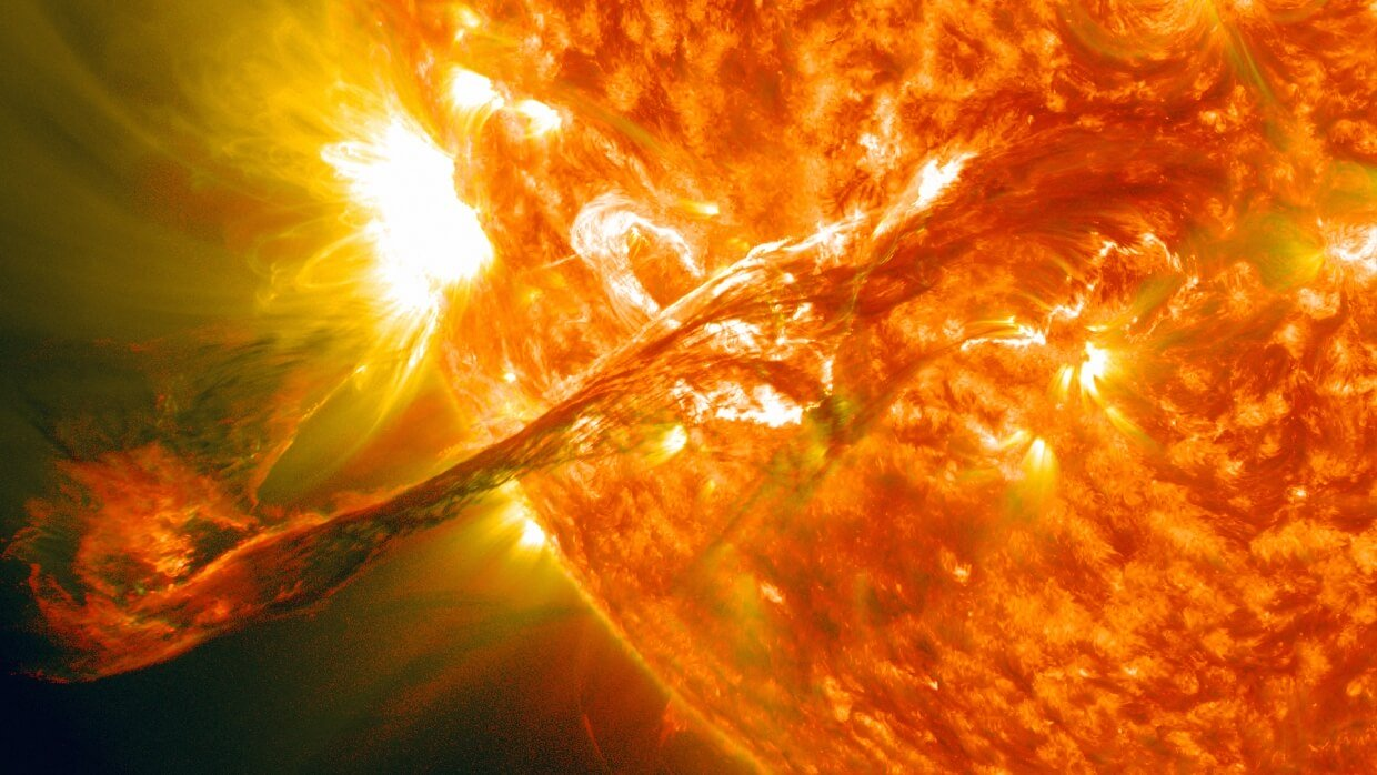 Ancient Assyrian writings documented the strongest solar storms 2700 years ago