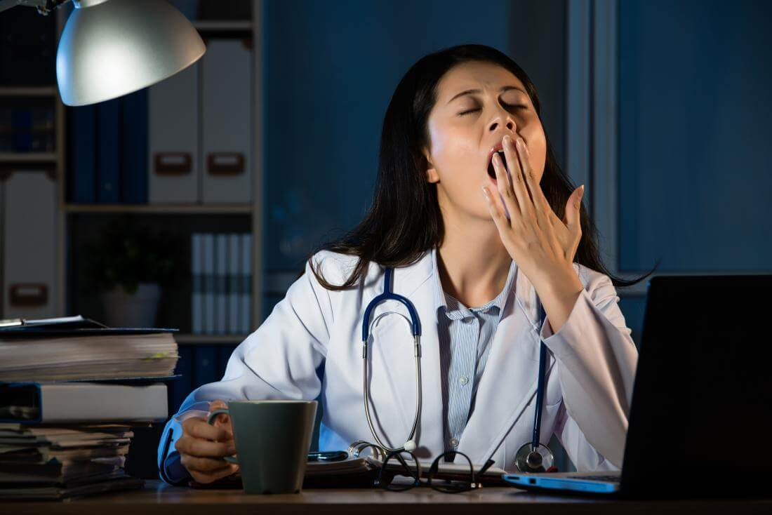 As night work affects the health?