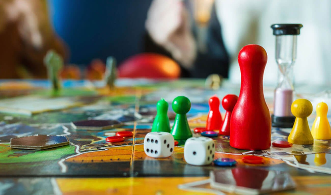 What Board games are good for the brain