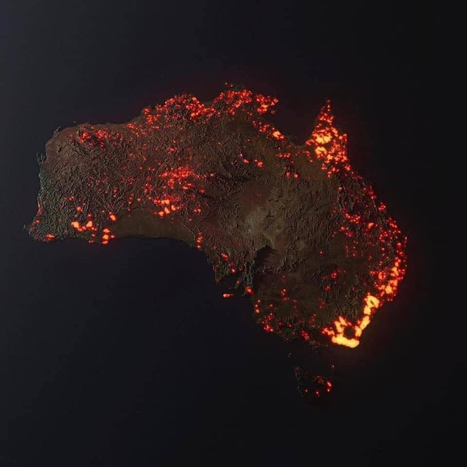 Australia on fire: what is happening with nature?