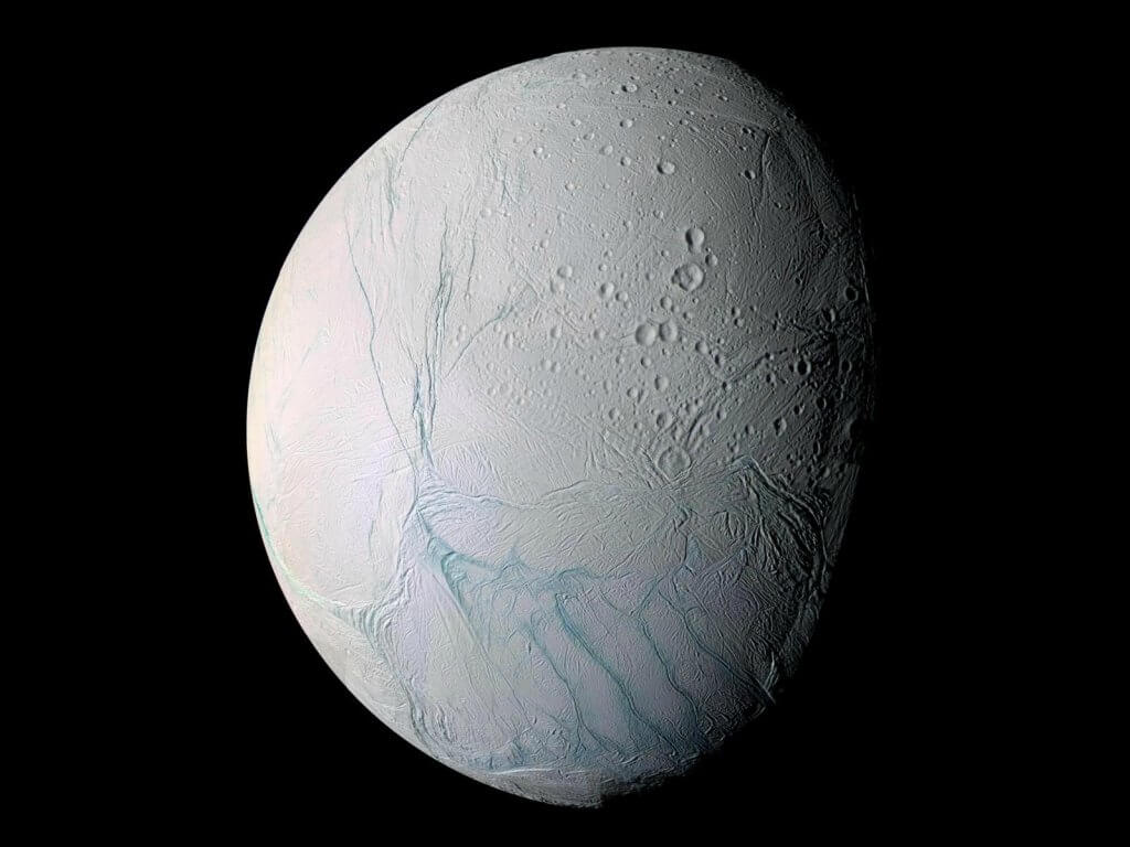 Icy Moon of Saturn may prove to be more interesting than previously thought