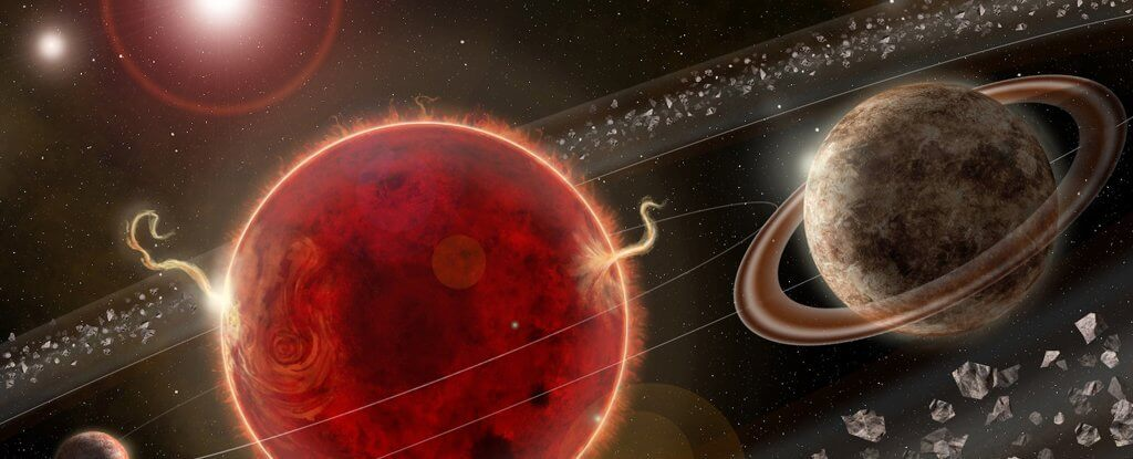 Astronomers have confirmed the existence of super-earths in the vicinity of the Solar system