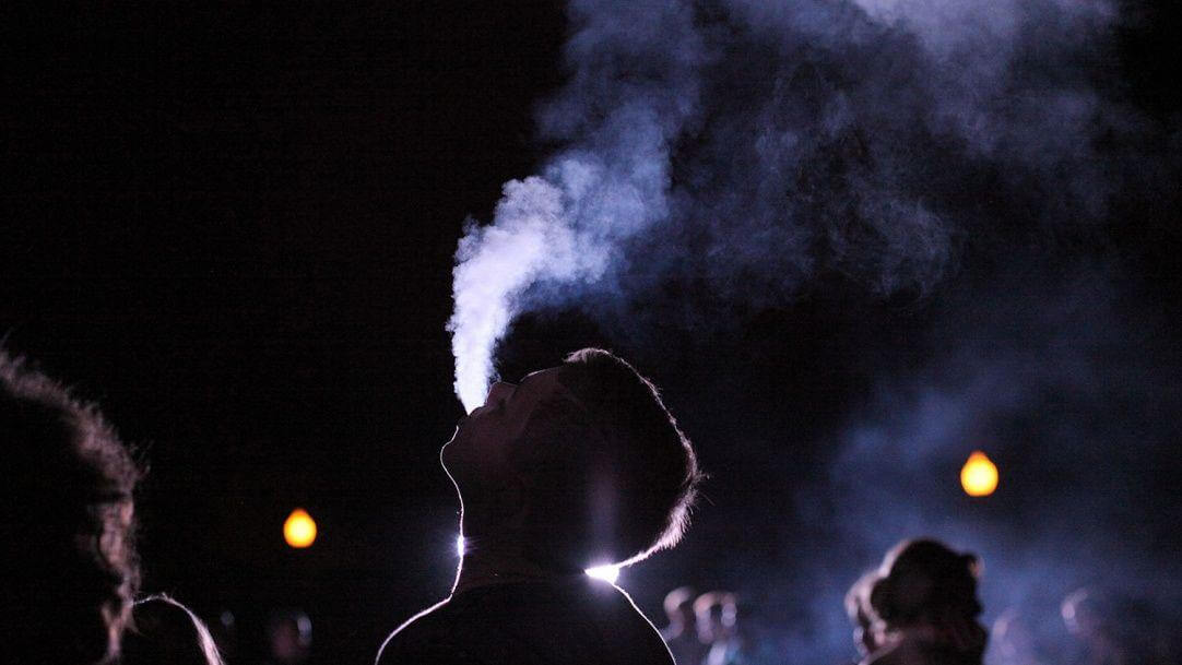 Cigarette smoke affects mental health