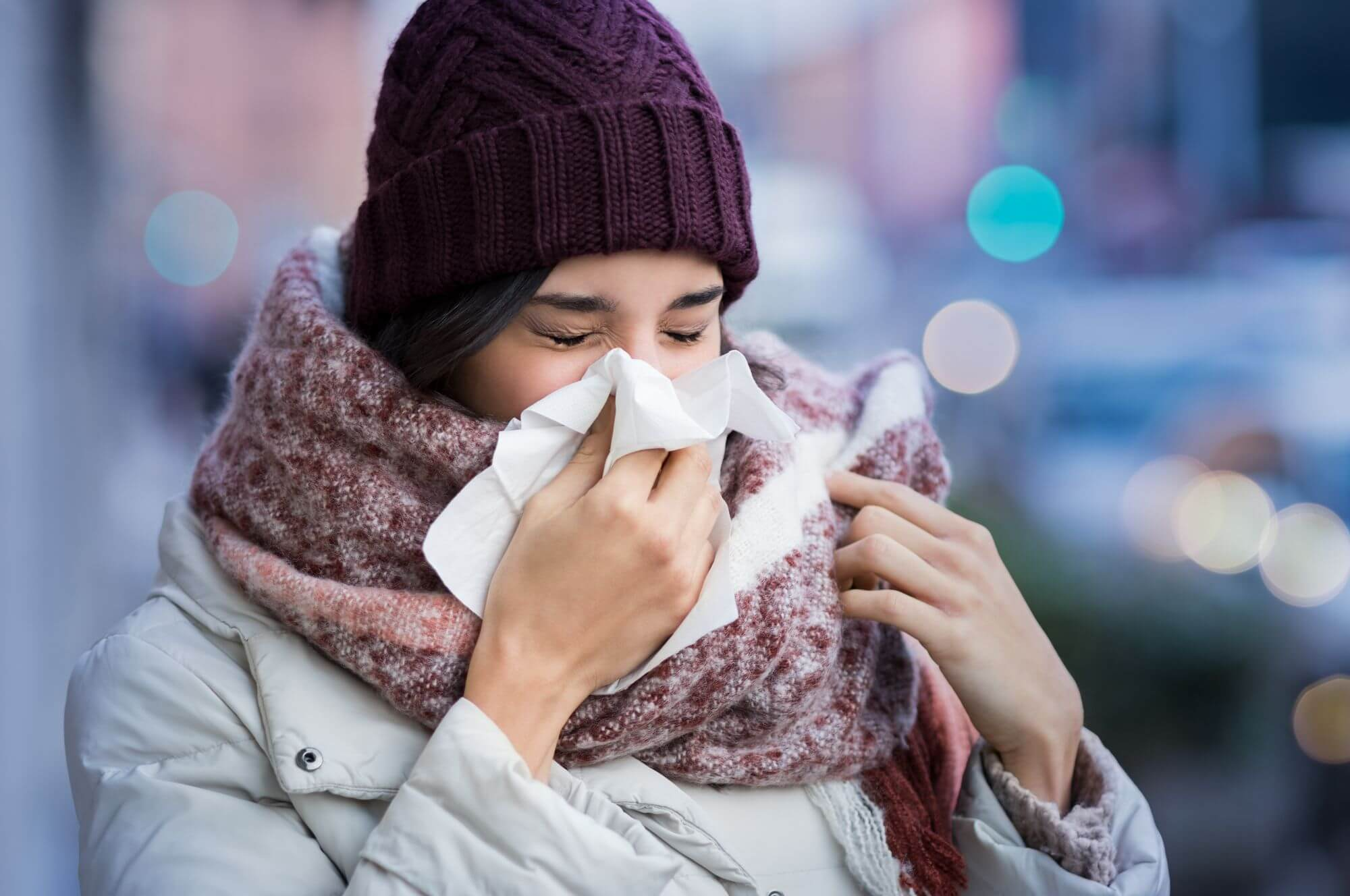 Is it possible to catch a cold from the cold?