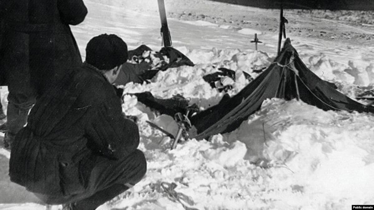 As the Dyatlov pass incident was the