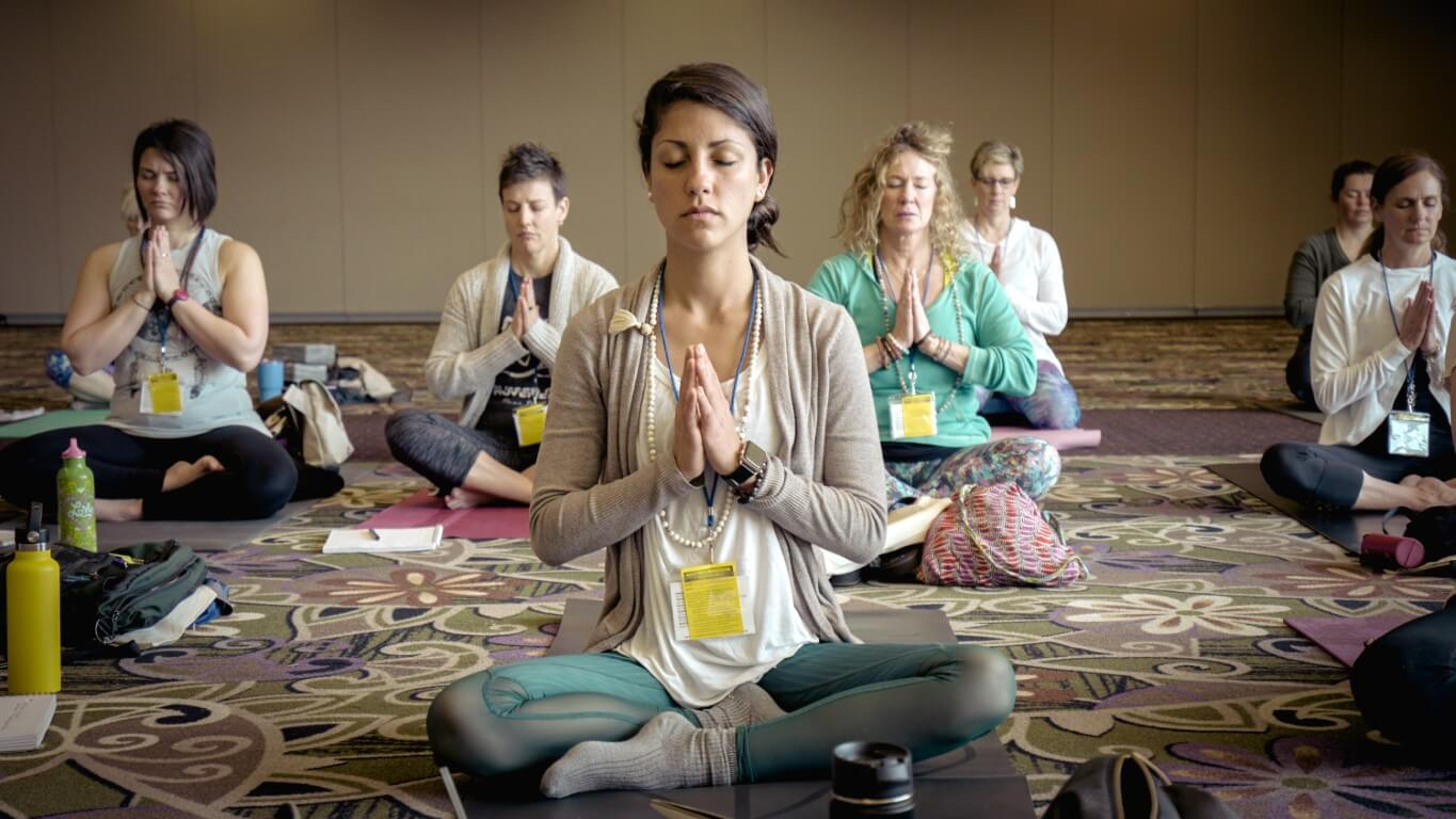 Meditation helps to reduce pain and improve your mood. But how long does she need to learn?