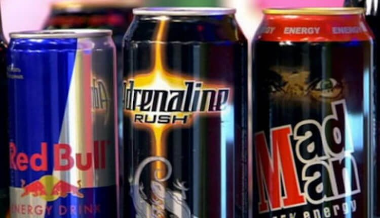 Is it harmful to drink energy drinks?