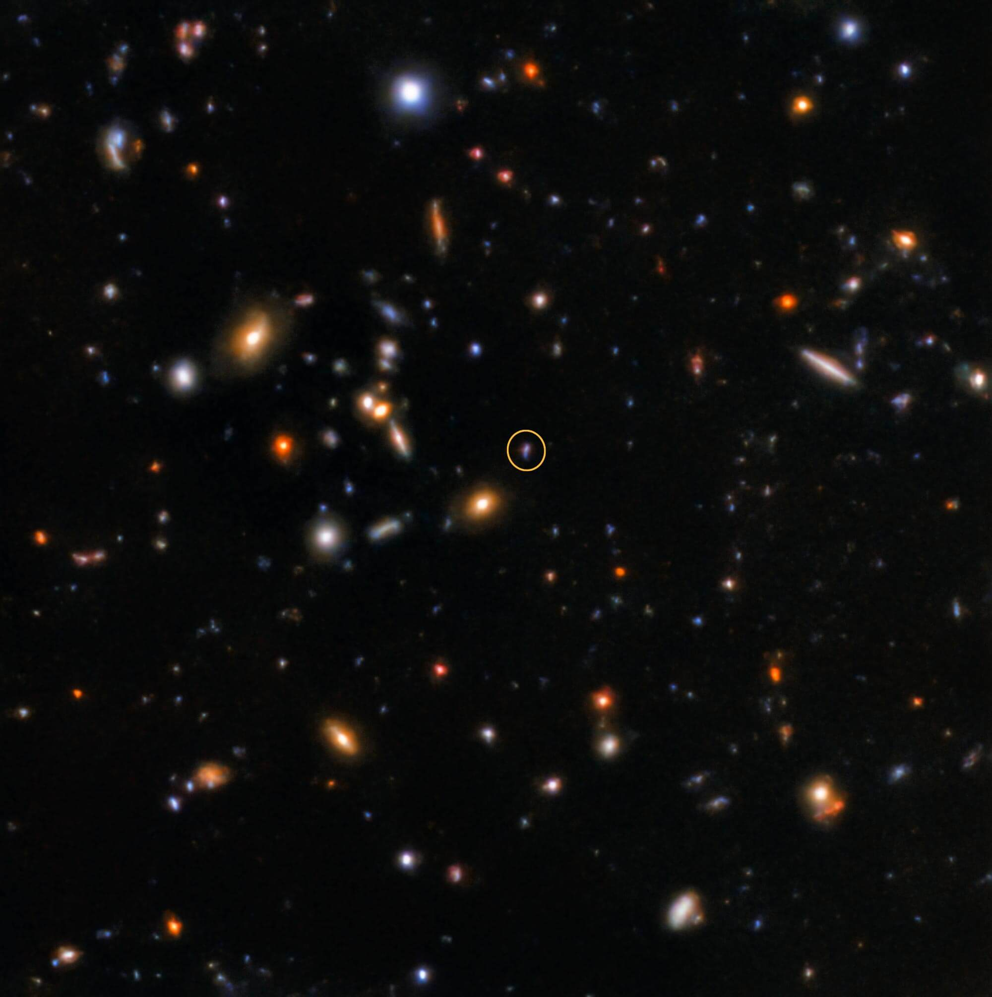 Astronomers have discovered the effects of the oldest flashes in the observable Universe