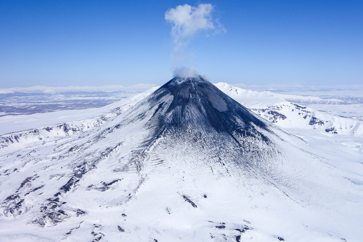 Russian volcano erupts special diamonds. Where are they from?