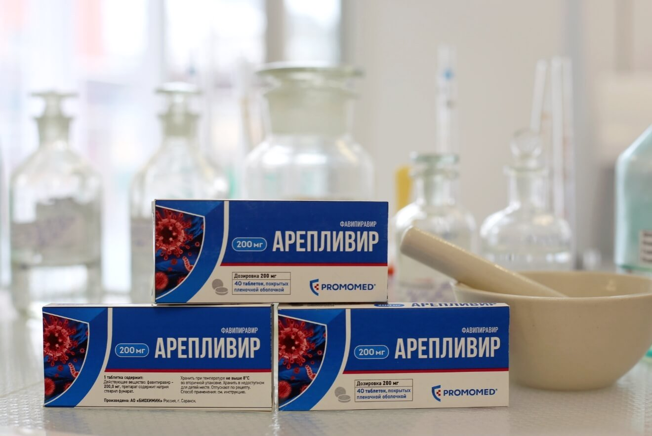Areplivir - what is known about the new drug against coronavirus?